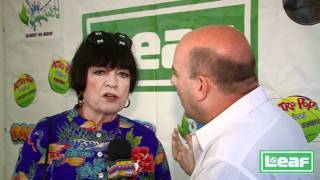 Jo Anne Worley Interviewed by Brian Whitman At Emmy's Gifting Suite