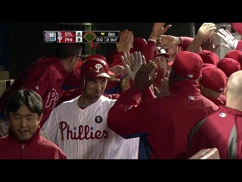 Ibanez blasts a grand slam in the eighth