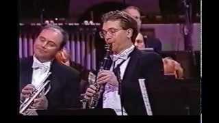 Marvin Hamlisch at the piano. Song: Grandpa's Spells