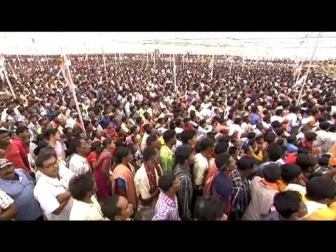 Rahul Gandhi addressing a Public Rally at Nabarangpur, Odisha on March 31, 2014