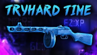 BO3 SnD PPSH TRYHARD TIME - Trying my balls off