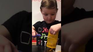Sam opens Shopkins Happy Places blind bags