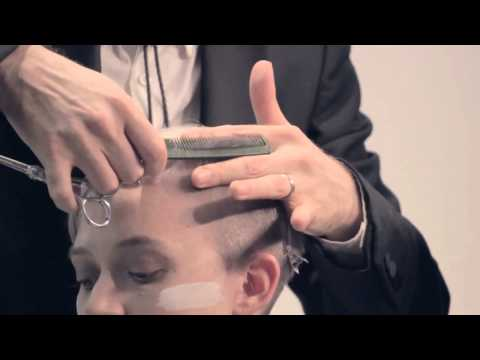 Sassoon | Masterclass with Mark Hayes at the Santa Monica Academy | presenting The Dandies