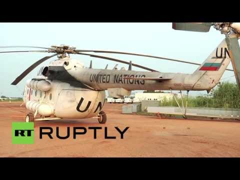 South Sudan: UN confirms three Russians died in Mi-8 helicopter crash