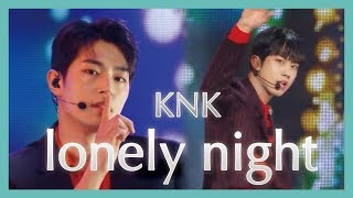 Hot Knk Lonely Night 크나큰 Lonely Night Show Music Core 20190119