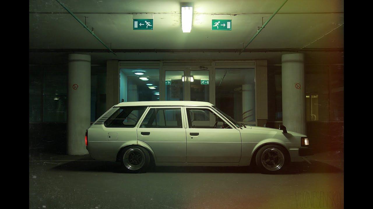 Toyota Station Wagon >> Toyota Corolla Station Wagon KE74 - YouTube