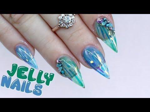 JELLY NAIL TREND
