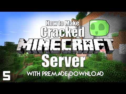How To Make a Cracked Minecraft Server 1.12[Craftbukkit][No Hamachi][Easy Portforward][FreeDL]