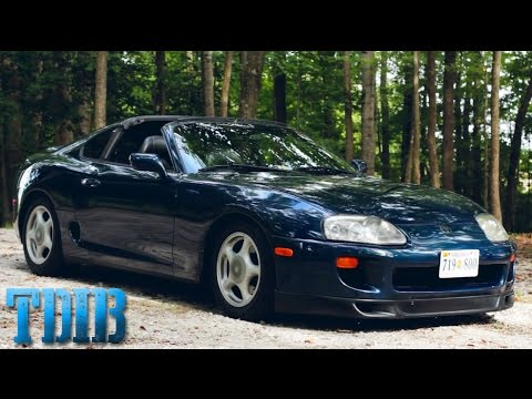 Toyota Supra Review!-The Beautiful Turd