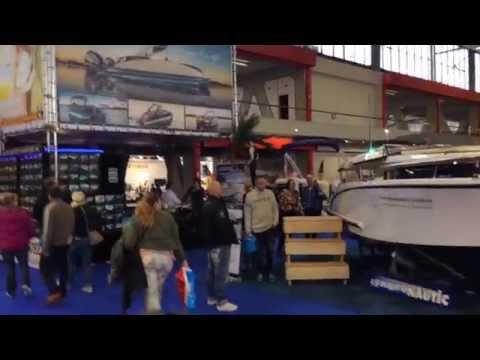 Energy 23C Hiswa Boatshow with Lemmer Nautic and Alfastreet-Marine