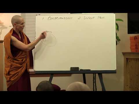 69 The Course in Buddhist Reasoning and Debate Comparisons of Consciousnesses 01-17-19