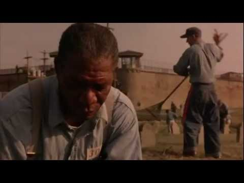Great Scenes From Stephen King Films 7 (The Shawshank Redemption)