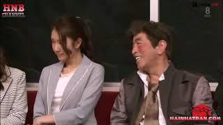 [Hài Nhật Bản]   Tệ nạn trên tàu điện Nhật Vietsub