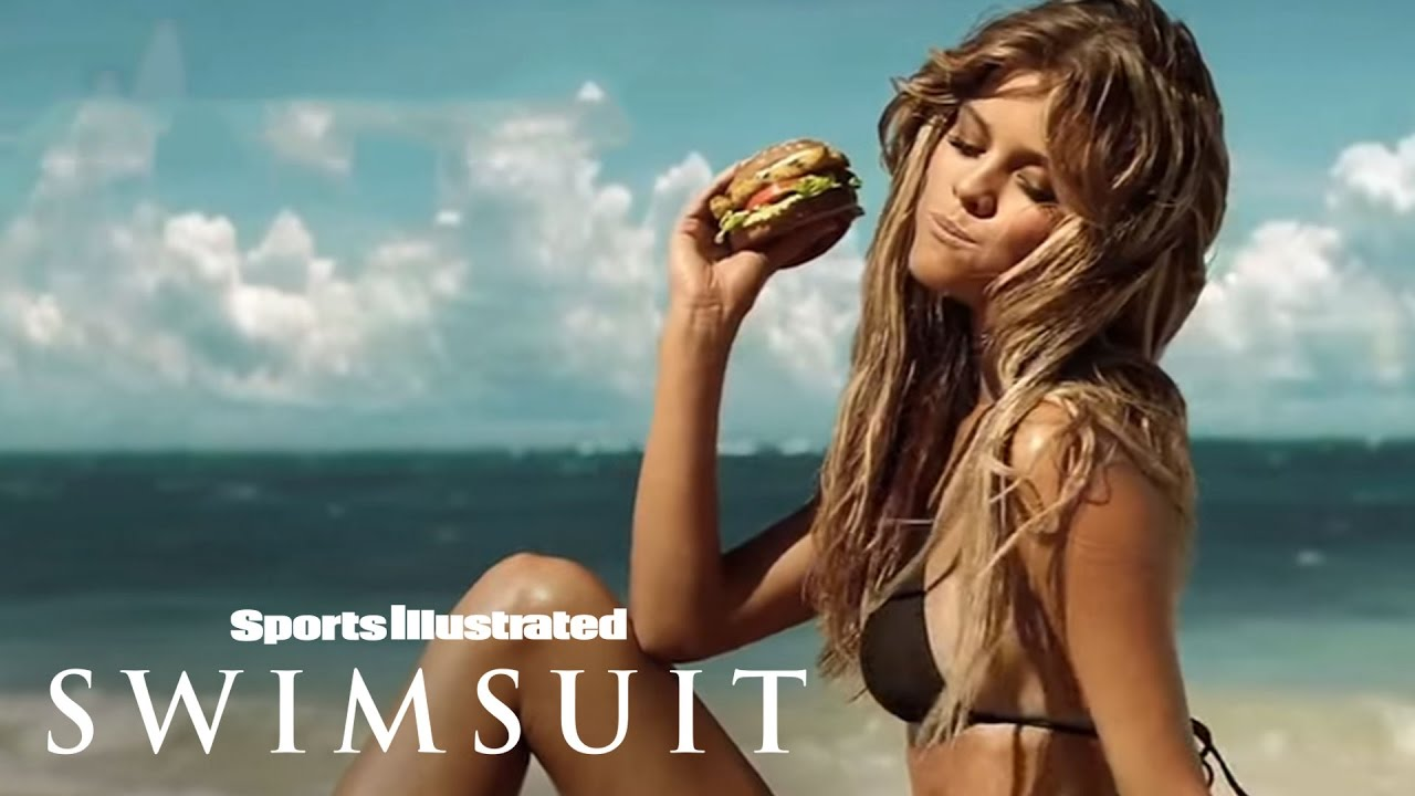 swim daily alyssa miller and nina agdal youtube