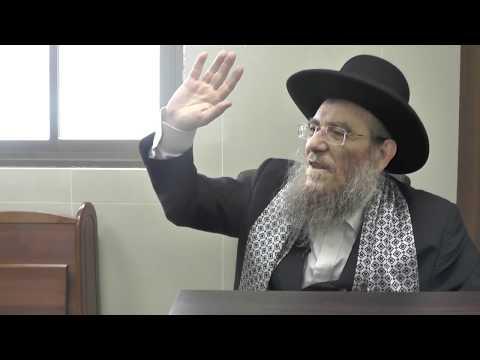 """הרב יצחק ברדא - כשאדם ממליך את הקב""""ה עליו כל תפילותיו מתקבלות - התשע""""ז 19.9.17"""