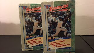 SEARCHING FOR ROOKIES IN 2 BOXES OF 1994 BOWMAN