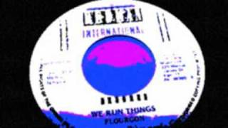 download lagu FLOURGON - We Run Things - redman int. 7'' - 1988 gratis