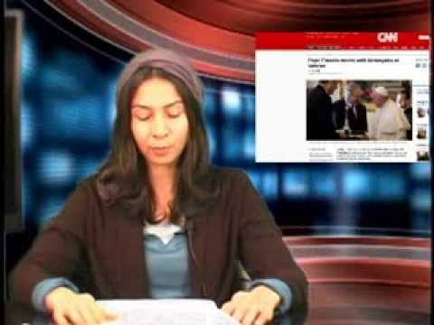 Antichrist Treaty; Obama, Islam, Pope Francis; peace Deception! --prophecy In The News Dec 8 2013 video