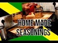 Best How To Make Your Jamaican blending Seasoning  | Chef Ricardo Cooking