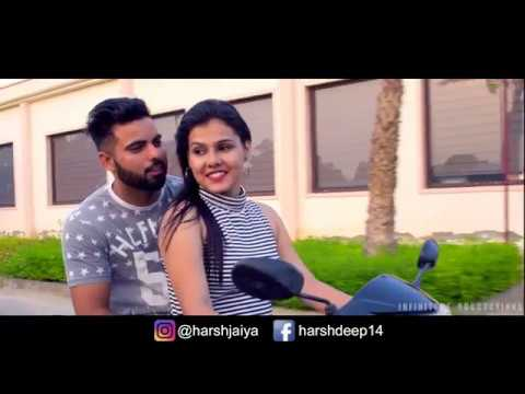 Aankhein Teri Kitni Haseen | Cover Video Song | Feat Harsh Jaiya & Richa Dubey  | HD Video