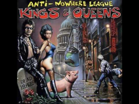 Anti-nowhere League - Am I Dead