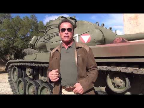 Arnold Schwarzenegger has special message for reddit & needs your support for after school programs