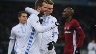 Dynamo Kiev Besiktas 6-0 || Goals and Highlights || UEFA Champions League 2016-2017
