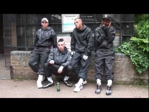 scally lad video shoot