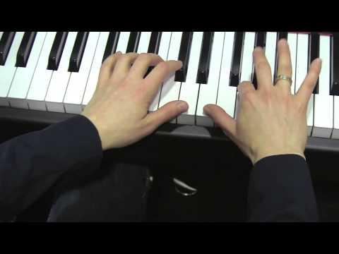 Toccata I Fuga D-moll - J. S. Bach Cz. II - Jak Zagrać Na Pianinie Bez Znajomości Nut?