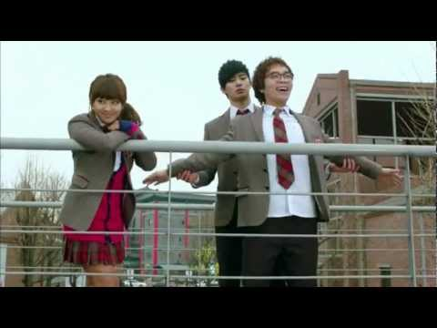 120306 Dream High 2 Ep.12 Nana (Hyolyn) - My Heart Will Go On (with Siwoo & Hongjoo)