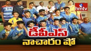 CBSE Cluster 2017 Athletic Meet | Highlights | hmtv