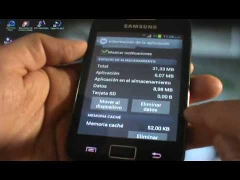 Facebook Home Como Instalarlo - Galaxy Ace S5830/B/L (EspañolMX)