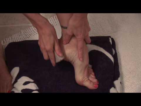 Pumice Stone Feet