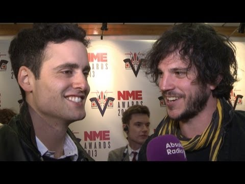 NME Awards 2013: Vaccines Interview