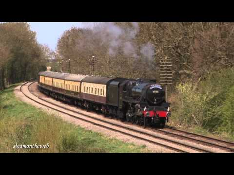 Great Central Railway Railways at Work 180415