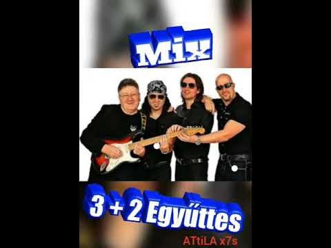 #ATtiLAx7s - 3 + 2 Együttes összes Legjobb szàmai MIX