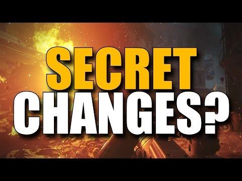 Is Infinity Ward Secretly Making Major Changes to Infinite Warfare?