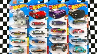 Opening New Hot Wheels 2018 N Case Cars!