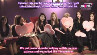 [Vietsub] SNSD - Interview With SoShified