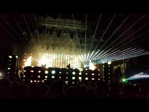 Bassnectar Closer High (Rusko remix - S/O to Rusko) @ Elements Festival 2018
