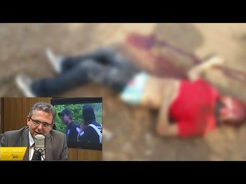 Sobre los normalistas asesinados