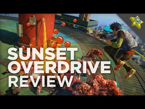Sunset Overdrive REVIEW!