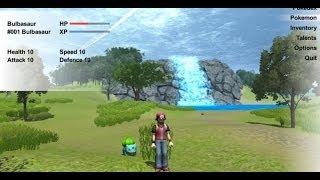 Pokémon NXT- New Pokemon Open World MMORPG