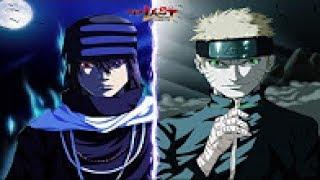 Naruto vs Sakuke Amv - Blacklite District - Cold As Ice