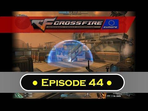FRED IS AGGRESSIVE | CrossFire EU - Episode 44