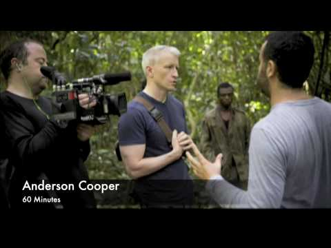 Anderson Cooper – Plumpy'nut – A miracle in the fight against hunger