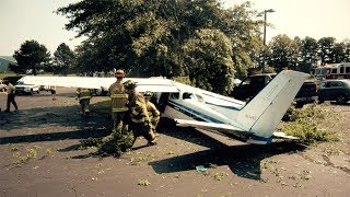 Cessna Skyhawk Crashes Into Tree: New Footage, New Photos, New Details