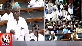 TMC MP Saugata Roy Speech On No Confidence Motion In Parliament