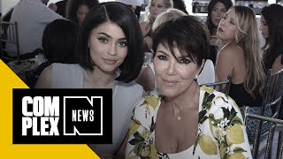 Kris Jenner Shuts Down 'Silly Rumors' That Tyga is The Father of Kylie Jenner's Daughter