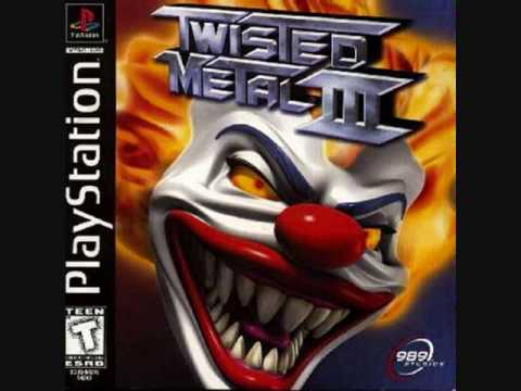 Twisted Metal III-More Human Than Human (North Pole)